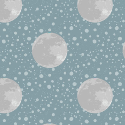 Moon Blue Grey