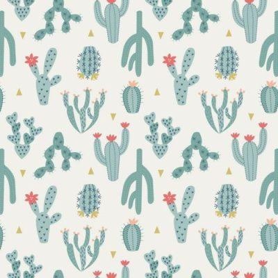 Desert Blue Cactus