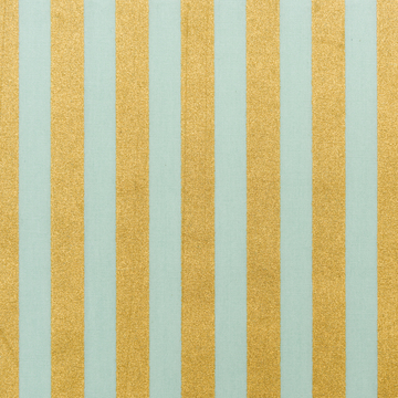 Mint Gold Stripe