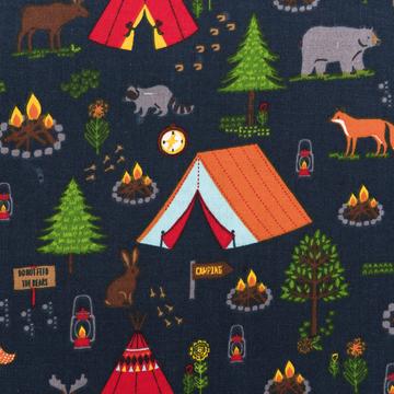 Black Camping