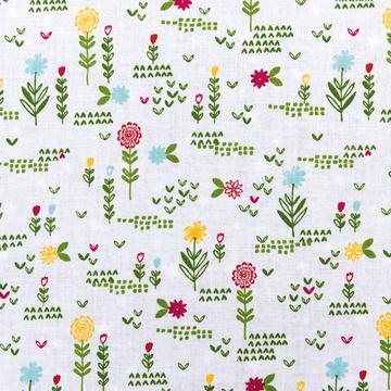 White Flower Meadow