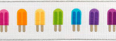 Popsicle Party Free Pattern