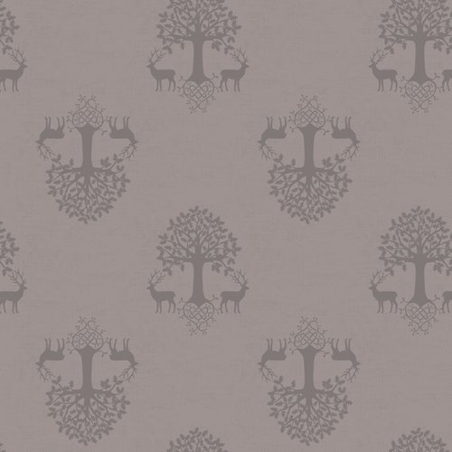 Tree of Life Warm Grey