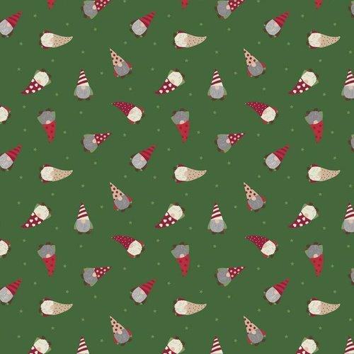 Tiny Tonttu Christmas Green