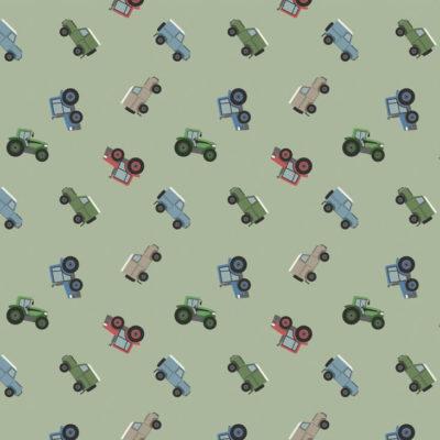 Farm Vehicles Green