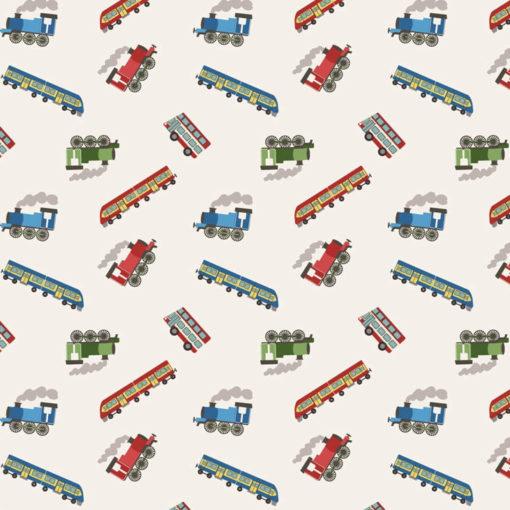 Trains White