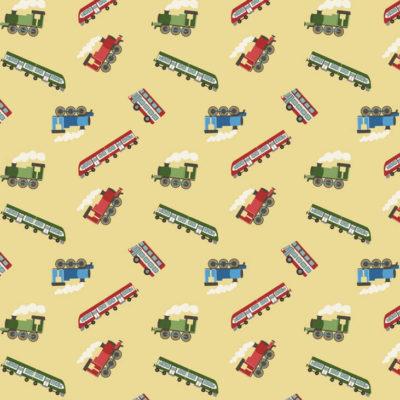 Trains Yellow