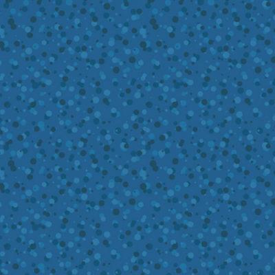 Ink Splats Blue