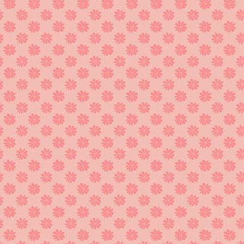 Floral Dot Pink
