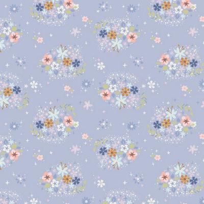 Neverland Star Flower Periwinkle