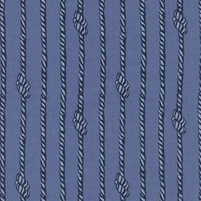 Tied In Knots Blue