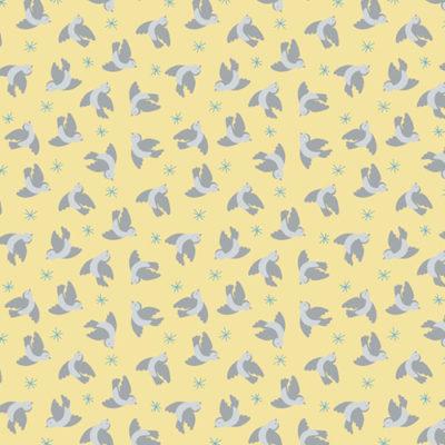 Flying Bluebirds Lemon
