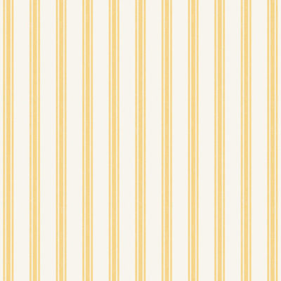 Lemon Ticking Stripe