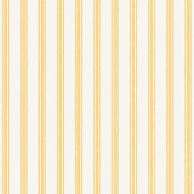 Lemon Ticking Stripe