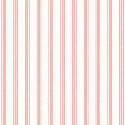 Rose Ticking Stripe