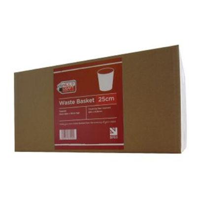Waste Paper Bin Kit 25cm