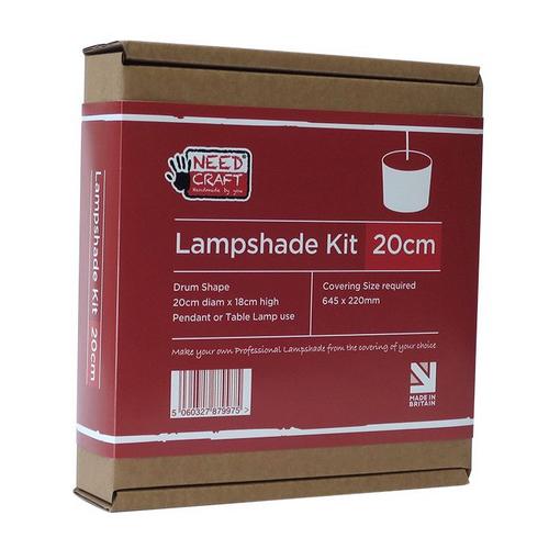 Drum Lampshade Kit 20cm