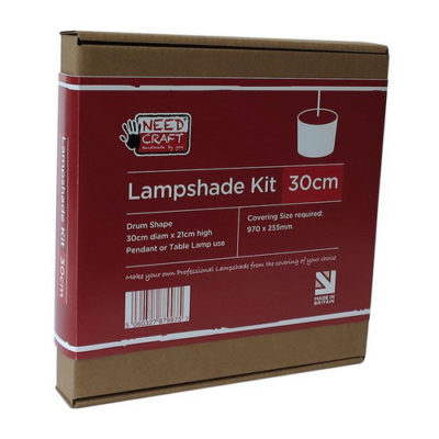 Drum Lampshade Kit 30cm