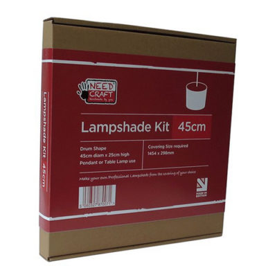 Drum Lampshade Kit 45cm