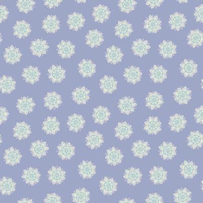 Flower Mandalas Lilac