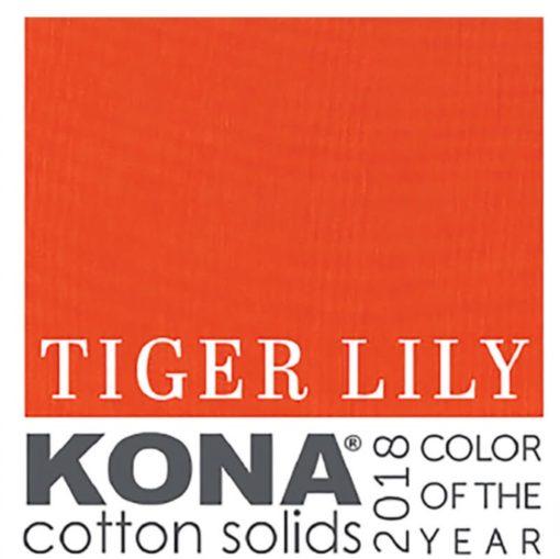 Kona Cotton Tiger Lily