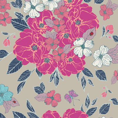 Flowery Chant Wild