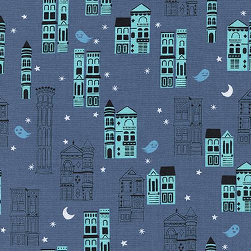 Haunted City Grey