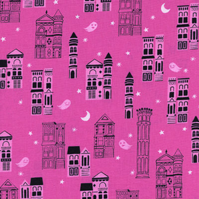 Haunted City Pink