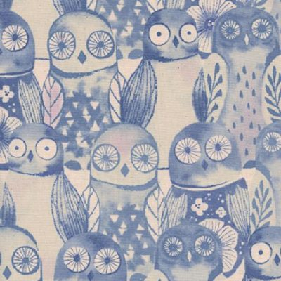 Wise Owls Lilac