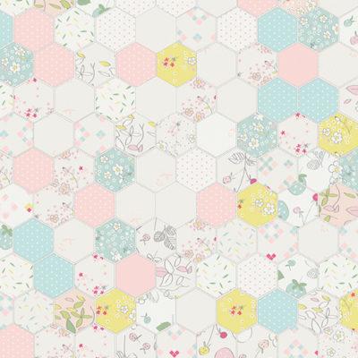 Serendipity Hexagon Cream