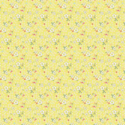 Serendipity Fleuri Yellow