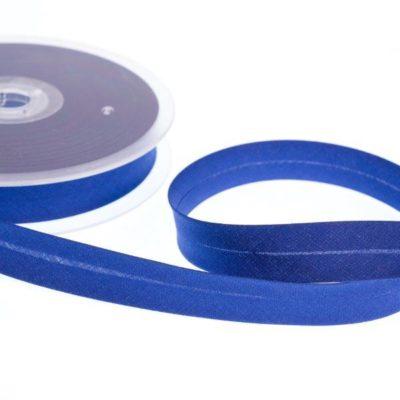 Bias Binding 18mm Centre Fold Royal Blue