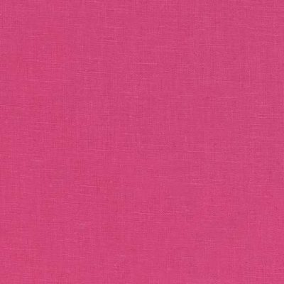 Essex Linen Hot Pink