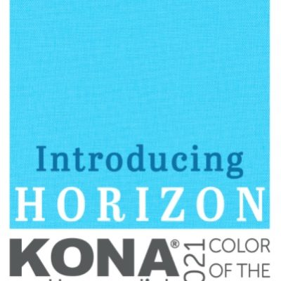 Kona Cotton Horizon Colour of the Year 2021