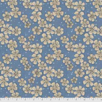 Nocturnal Bloom Blue
